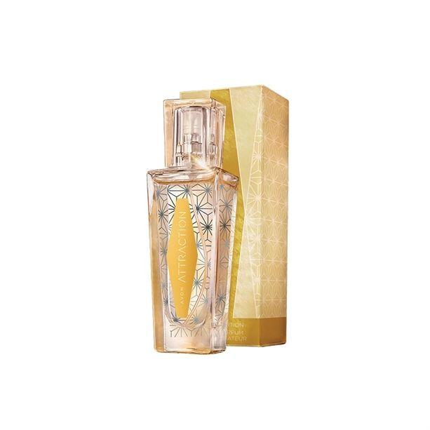 Attraction parfémovaná voda dámská -: 30ml Avon