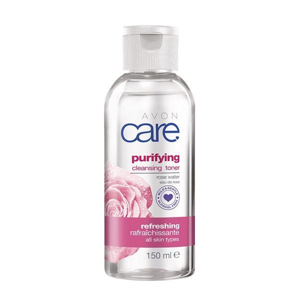 Avon Care Čistící tonikum s růžovou vodou 150ml