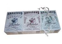 Hanušovo mýdlo dárkový balíček tří kusů 3x 100g