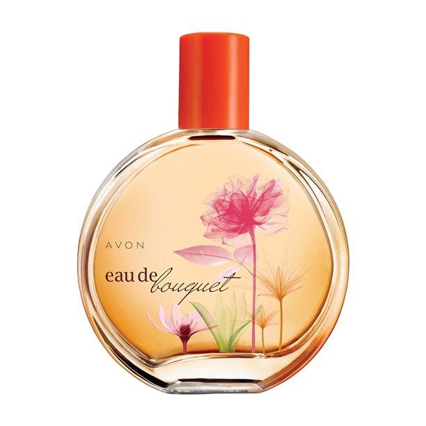 Eau de Bouquet toaletní voda dámská -: 50 ml Avon