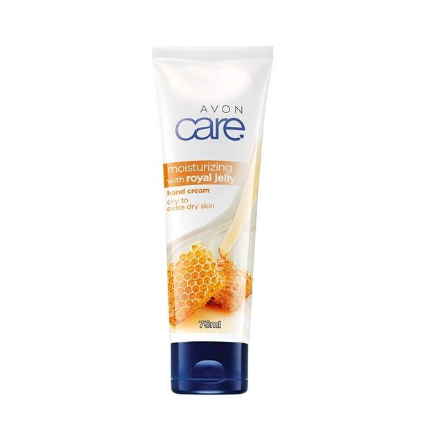 Hydratační krém na ruce s mateří kašičkou Avon Care 75ml