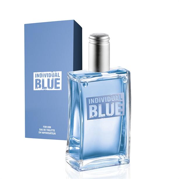 Individual Blue toaletní voda pánská -: 100 ml Avon