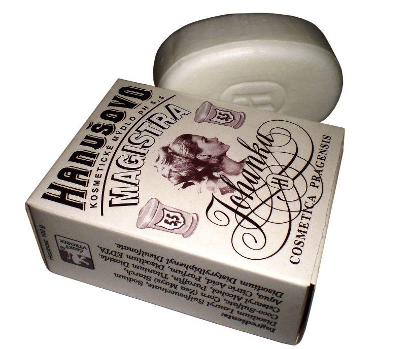 Hanušovo mýdlo Magistra Johanka 100g přírodní pH 5,5 For Merco