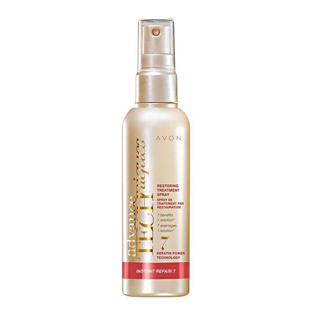 Obnovující Sprej pro poškozené vlasy 100ml - s keratinem Avon