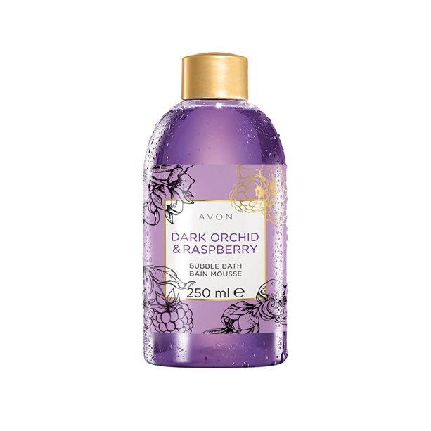 Pěna do koupele s orchidejí a malinou - : 250 ml Avon
