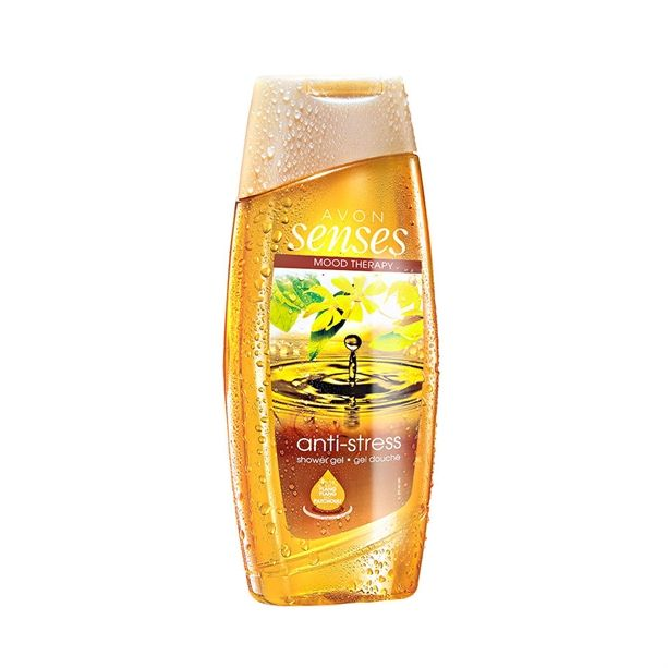 Sprchový gel Ylang - Ylang a pačuli 250ml Avon