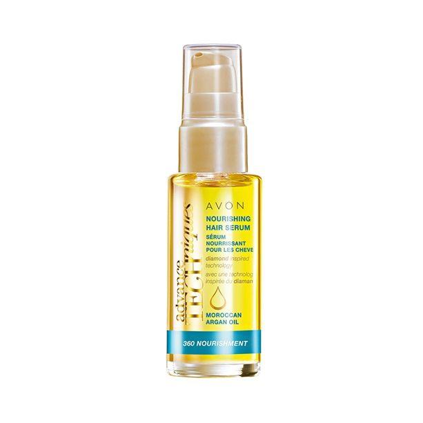 Avon Vyživující sérum na vlasy s marockým arganovým olejem 30ml