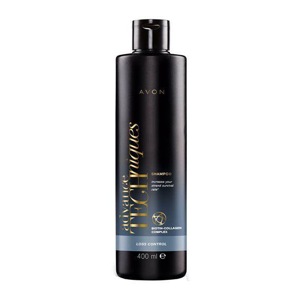 Advance Techniques Šampon proti vypadávání vlasů 400ml - : 400ml Avon