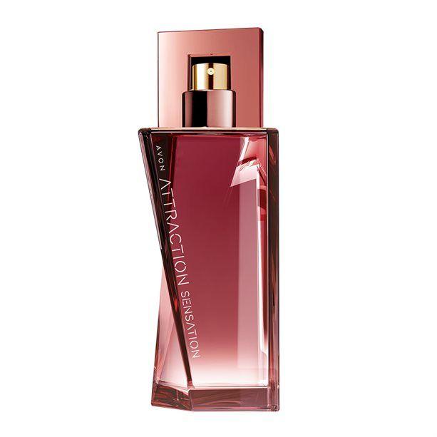 Attraction Sensation parfémovaná voda dámská -: 50ml Avon