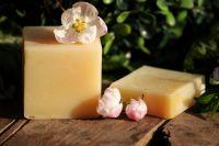 Tuhý mýdlový šampon BLONDÝNKA 50g