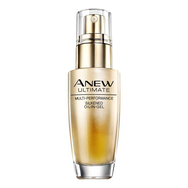 Hedvábné omlazující sérum s oleji Anew Ultimate (Multi-Performance Silkened Oil-In-Gel) -: 30 ml Avon