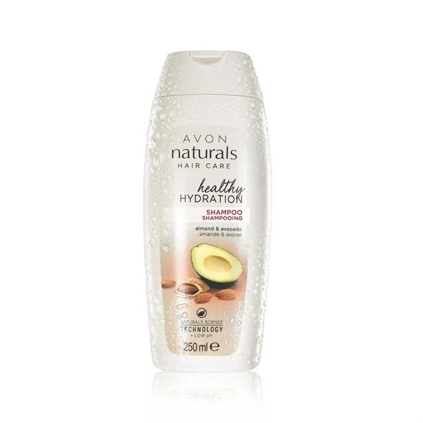 Hydratační šampon 250 ml s mandlovým olejem Avon