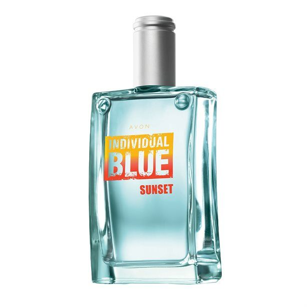 Individual Blue Sunset EDT - vzorek 0,6ml Avon