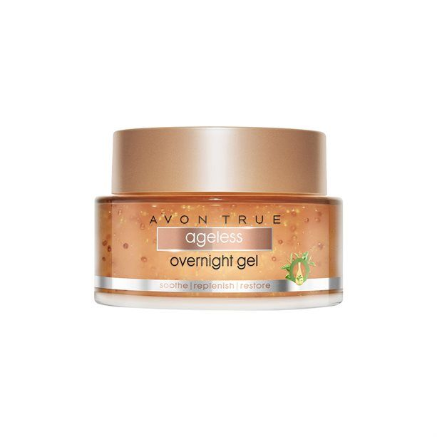 Noční gelový krém s antioxidanty - vzorek - 2ml Avon