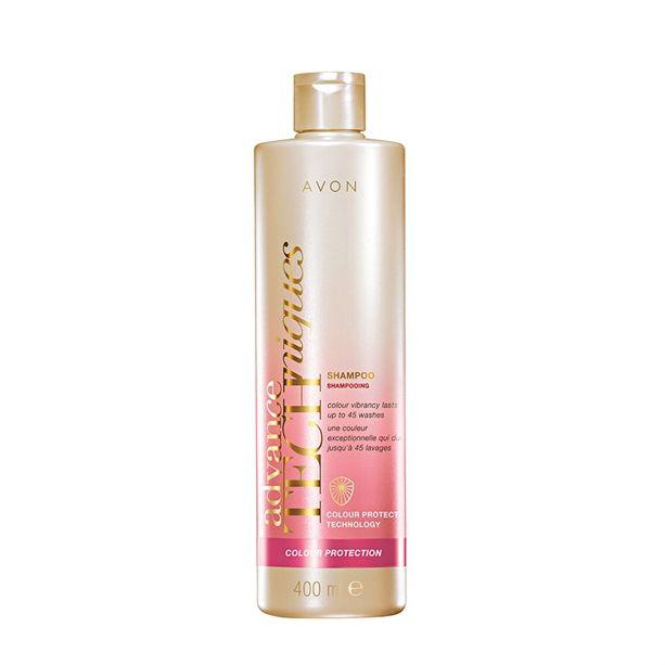 Oživující šampon pro barvené vlasy 400 ml Avon Advance Techniques