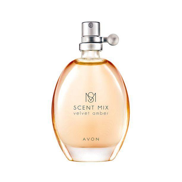 Scent Mix Velvet Amber EDT Avon