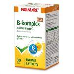B-komplex PLUS s vitaminem C tbl.30