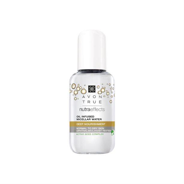Nutra Effects Nourish dvoufázová micelární voda -: 50 ml Avon