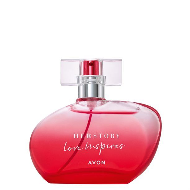 Herstory Love Inspires parfémovaná voda dámská -: 50ml Avon