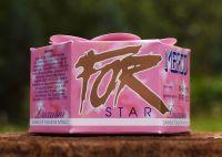Mýdlo luxusní STAR růžové 115g dárkové