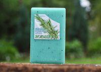 Přírodní kosmetické mýdlo ROZMARÝNA 85g - peeling For Merco