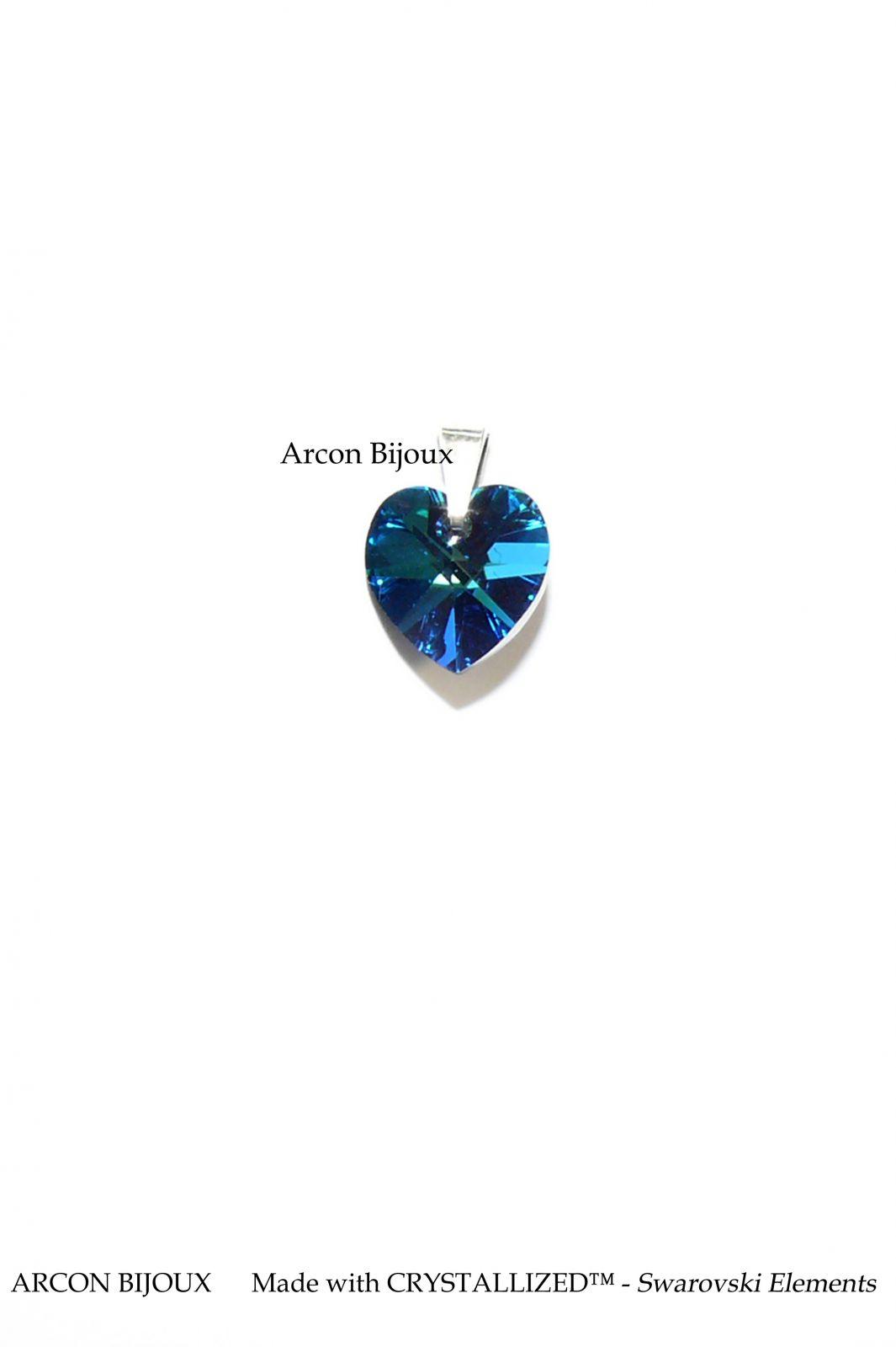 SWAROVSKI přívěsek srdce ARCON BIJOUX