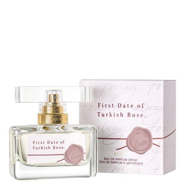 TTA First Date parfémovaná voda dámská -: 30 ml Avon